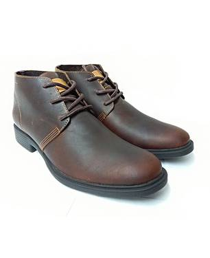 Zapatos Camerún Café Oscuro