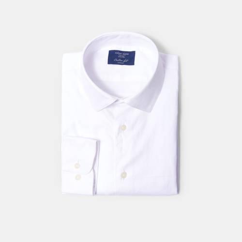 Camisa Color Siete para Hombre 5030-1 - Blanco