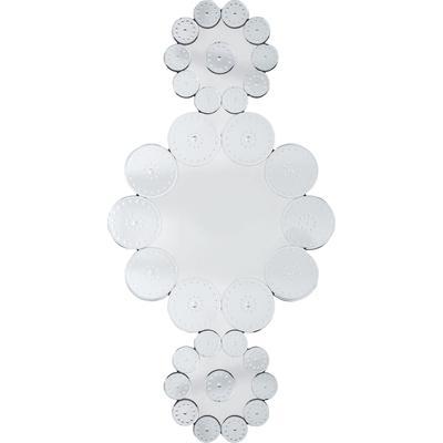 Espejo Ice Flowers 194x102cm
