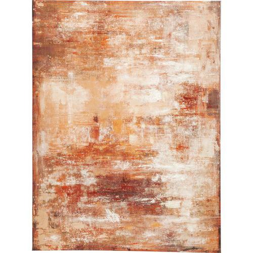 Cuadro Abstract rojo 90x120cm