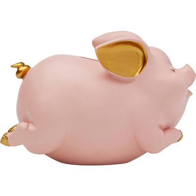 Alcancía Happy Pig Rosa