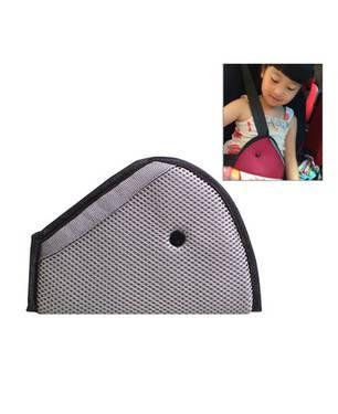 Adaptador de cinturón de seguridad para niños x 2 unidades Gris