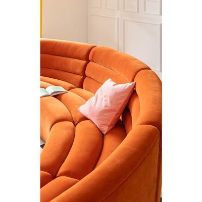 Sofá element  Wave naranja