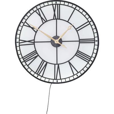 Reloj pared Factory LED Ø80cm