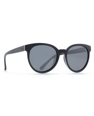 Sunglasses B2830A Black-White - Invu