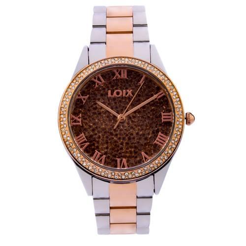 Reloj Gris - Plateado - L1155-02