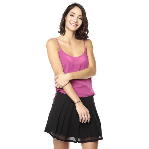 Blusa Color Siete para Mujer - Rosa