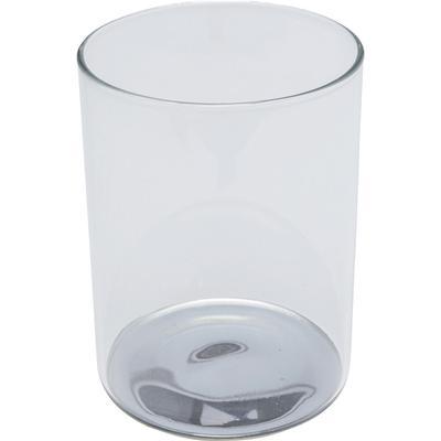 Vaso agua Electra plata