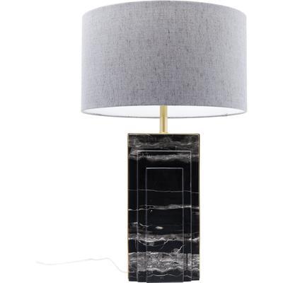 Lámpara mesa Charleston mármol 69cm