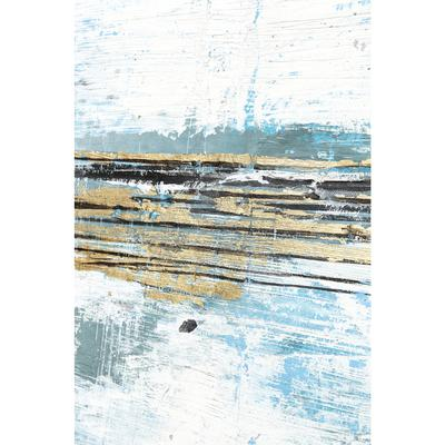 Cuadro Abstract Blue One 150x120cm