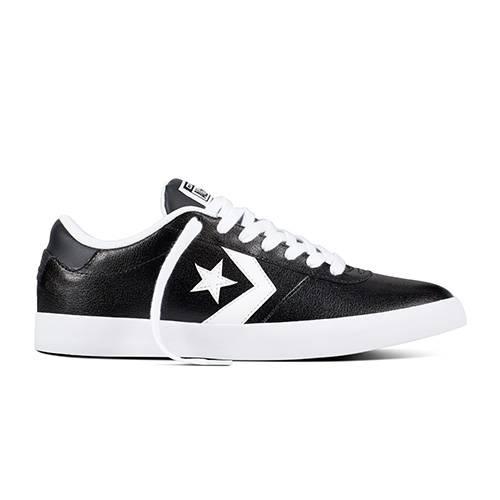 Zapatos Black-Black-White