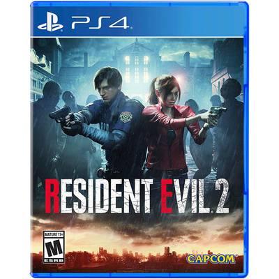 Resident Evil 2 PS4 Edicion Estandar