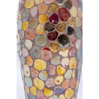 Vasija Mosaic Pebbles 32cm