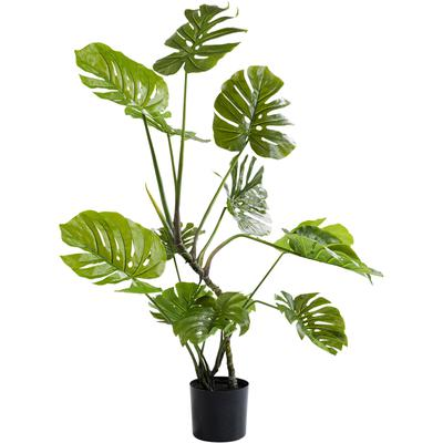 Planta decorativa Monstera 110cm