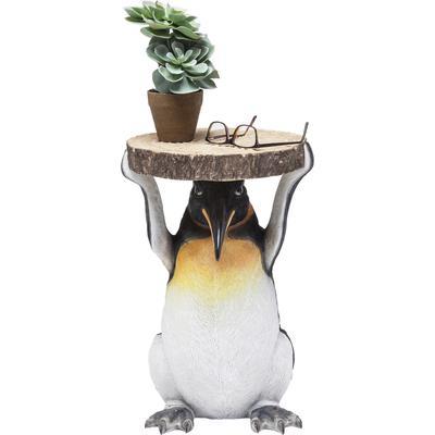 Mesa auxiliar Mr Penguin Ø33cm