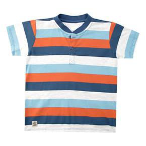 Camiseta Little Boy Mountain