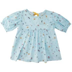Camisa Little Girl Mountain