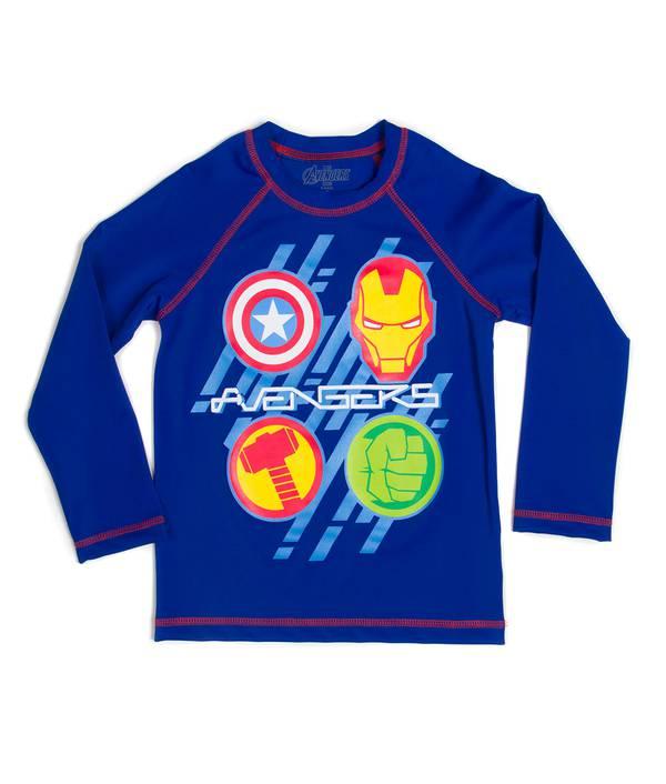 a6eb2096a Camiseta Baño Niño Avengers