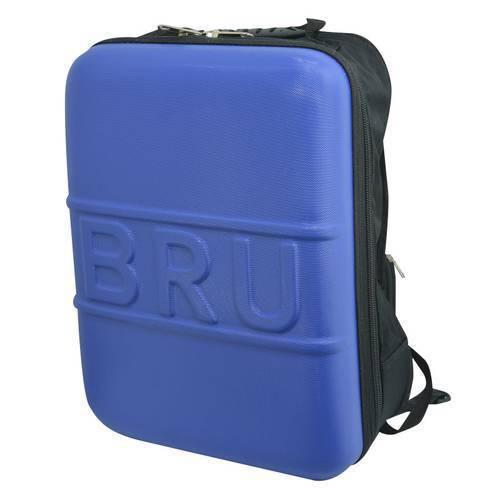 Morral En Fibra 001300 Azul - Bru