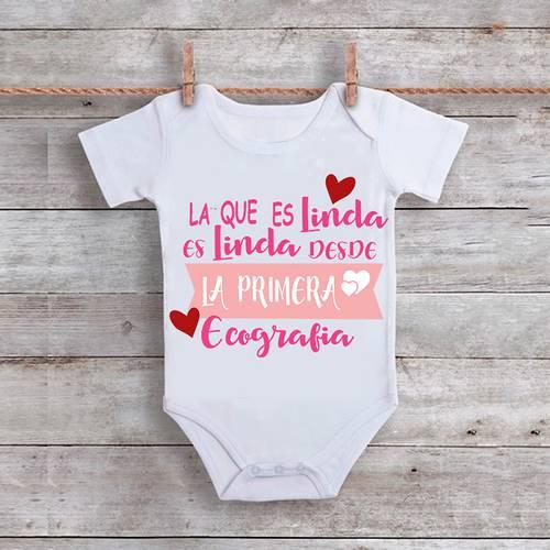Mameluco La Que Es Linda Es Linda
