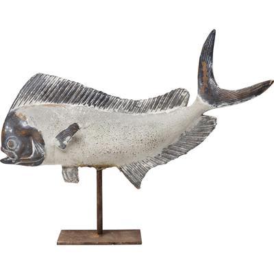 Objeto decorativo Pesce Natura 50cm
