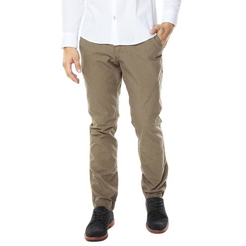 Pantalon Chino Jack Supplies para Hombre  - Cafe