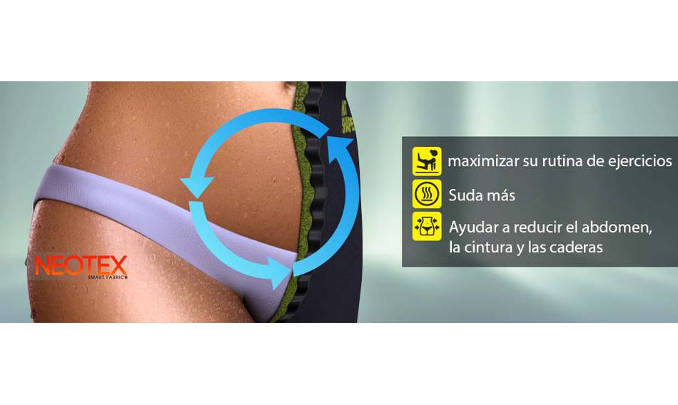 Chaleco Mujer HOT SHAPERS