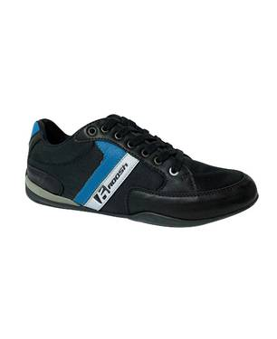 Zapatos K41 - Negro X Azul