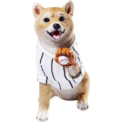 Alcancía Baseball Dog