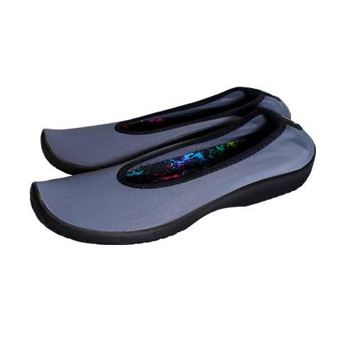 Zapatos Casual Gris