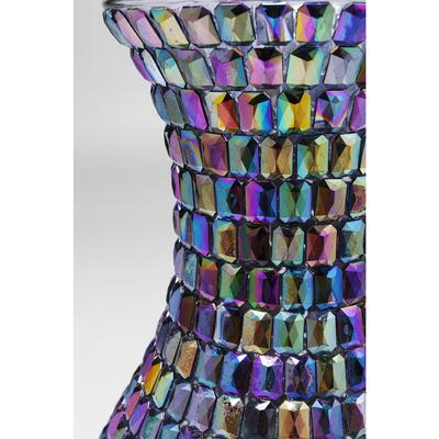 Vasija Rainbow Diamonds 34cm