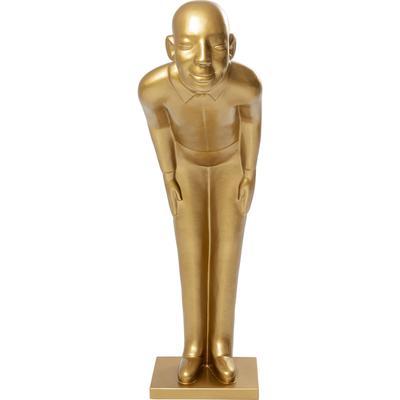Figura decorativa Welcome Guests oro XL