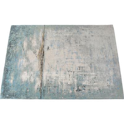 Alfombra Abstract azul claro 300x200cm