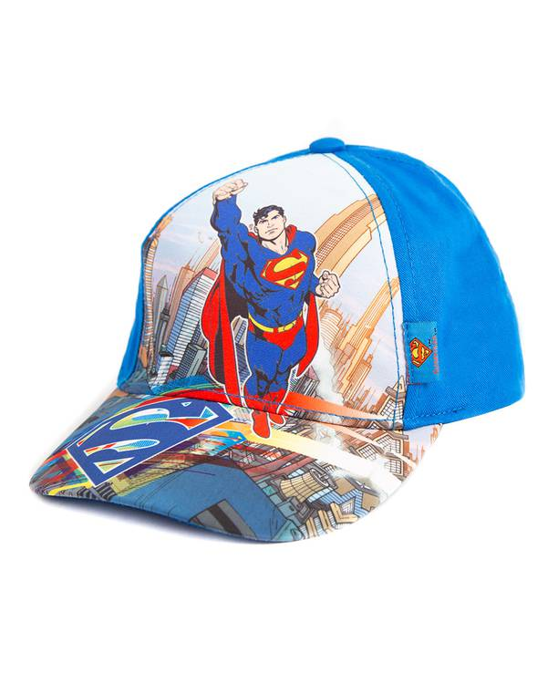 Gorra Niño Superman