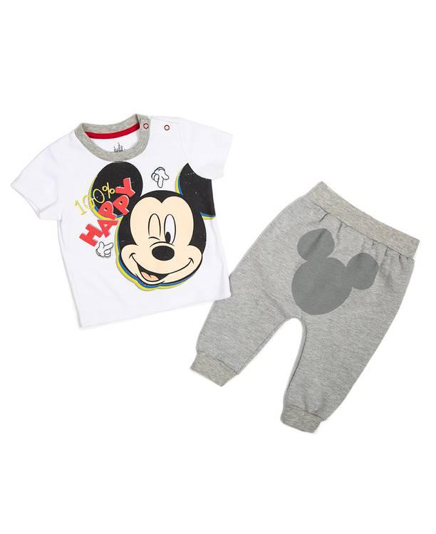Conjunto  Bebito Mickey