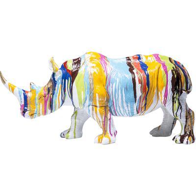Figura decorativa Rhino Colore 26cm