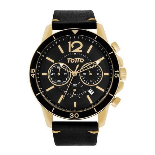Reloj análogo negro-negro 15-2