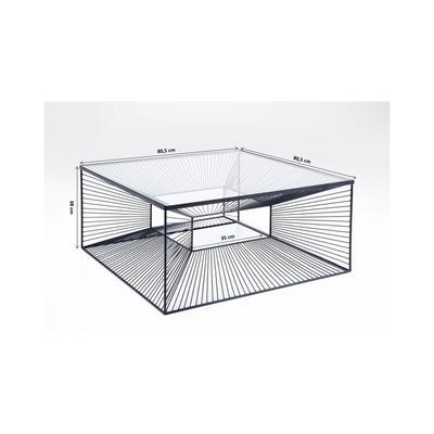 Mesa centro Dimension 80x80cm