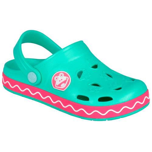 Calzado Froggy Mint/NewRouge