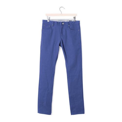 Jean Cleverlander Color Siete Para Hombre  - Azul