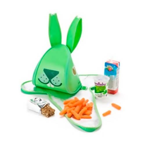 Lonchera Muncheler Conejo Verde