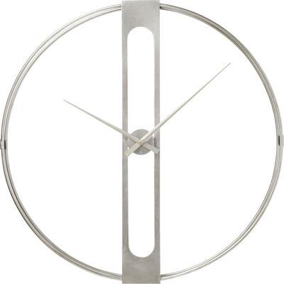 Reloj pared Clip Silber Ø60cm