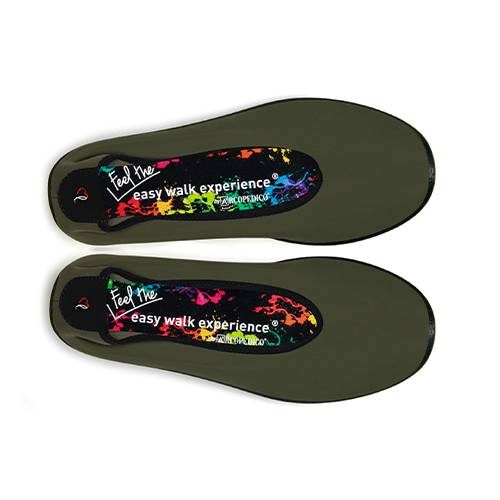 Zapatos Casual Verde Oliva