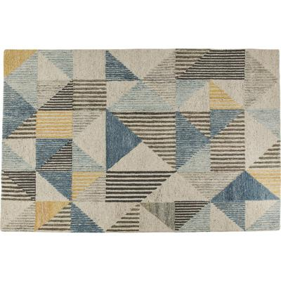 Alfombra Triangle Stripes 240x170cm