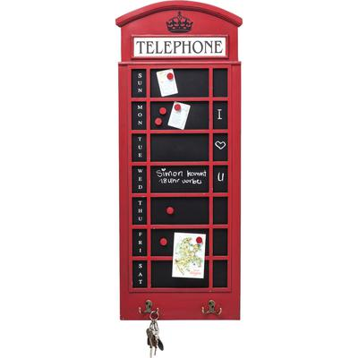 Pizarra pared Telephone (7 imanes)