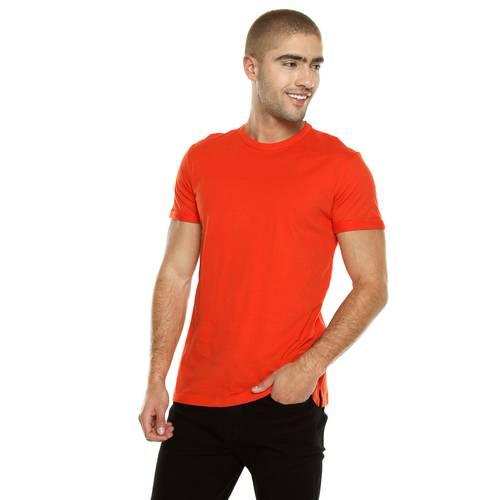 Camiseta Kyo Rosé Pistol Para Hombre  - Naranja
