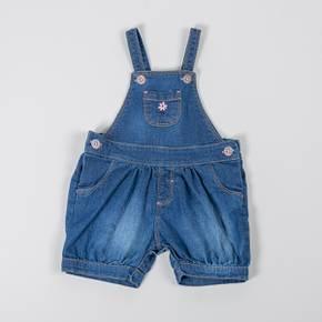 Overol Short Baby Girl