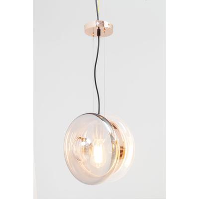 Lámpara JoJo cromo Ø28cm
