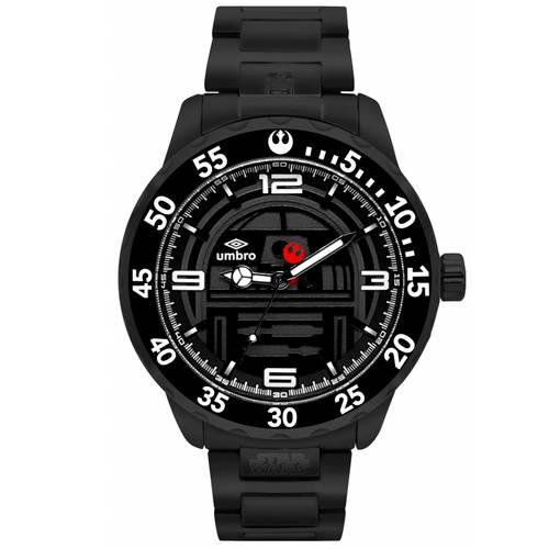 Reloj Negro/Negro - Umb-Sw03-2