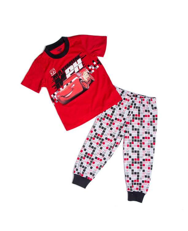Pijama Caminadores Cars
